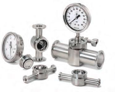 Đồng hồ đo áp suât nhiệt độ automa
